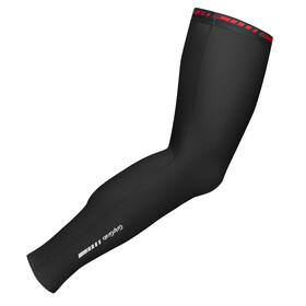 GripGrab AquaRepel Leg Warmers Black
